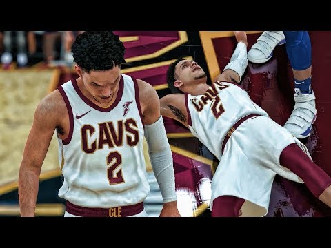 Scary Fall - NBA 2K18 Trae Young My Career Ep. 25