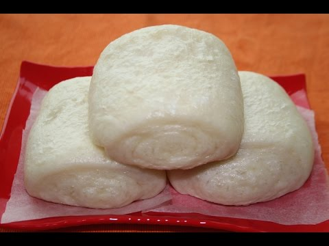 steamed bun/mantou -- Cooking A Dream