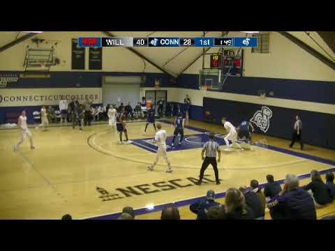 Williams vs Conn College Highlights 1.6.18