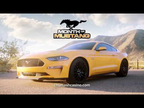April 2017 Ford Mustang Giveaway