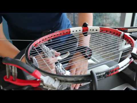 Stringing tutorial