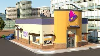 Taco Bell Drive Thru (CS:GO Animated)