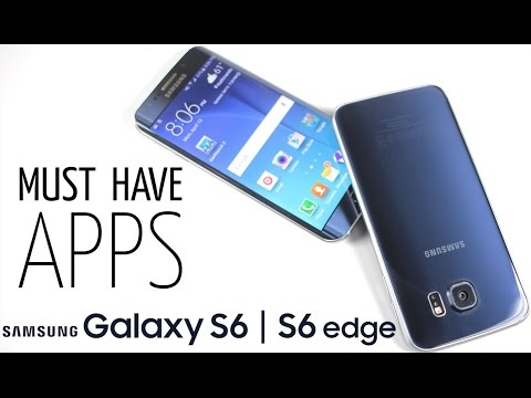 10 Best Must Have Apps for Galaxy S6 and S6 Edge