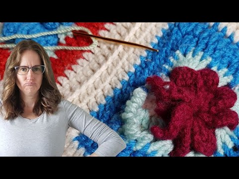 How to fix crochet