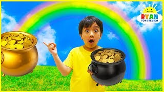 Download How is a rainbow formed? | Educational for kids with Ryan ToysReview Video