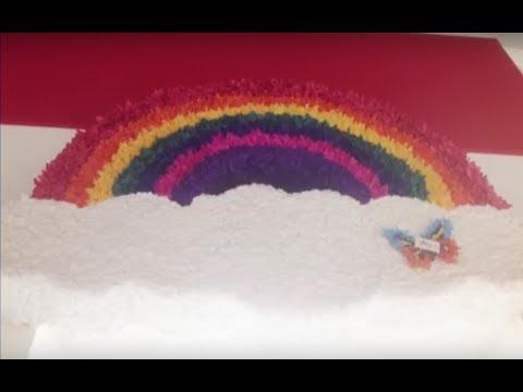Giant Rainbow Pinata!