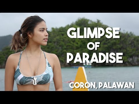 The Best Island in the Philippines (Coron, Palawan)