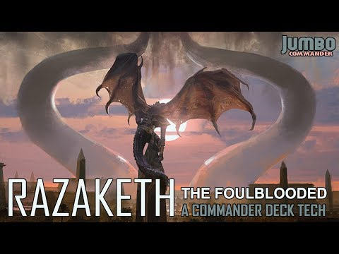 Razaketh the Foulblooded Commander Deck Tech