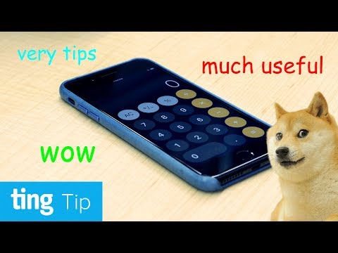 Five unknown iPhone Calculator features | Ting Tip