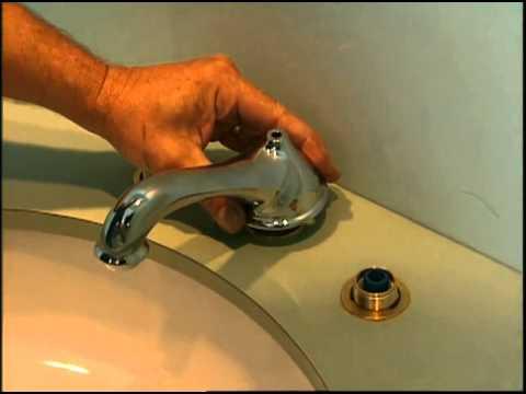 Installing Moen Faucets in the Bathroom Vanity