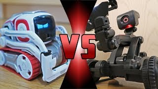 ROBOT DEATH BATTLE! - Cozmo VS MEBO 2.0 - (ROBOT BATTLEBOTS WARS!)