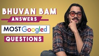 Bhuvan Bam Answers Most Googled Questions About Him With A Twist