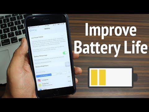 Improve Battery Life on any iPhone - 15+ Tricks & Tips!