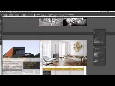 Top 5 InDesign Mistakes – 3. Missing Images / Broken Links