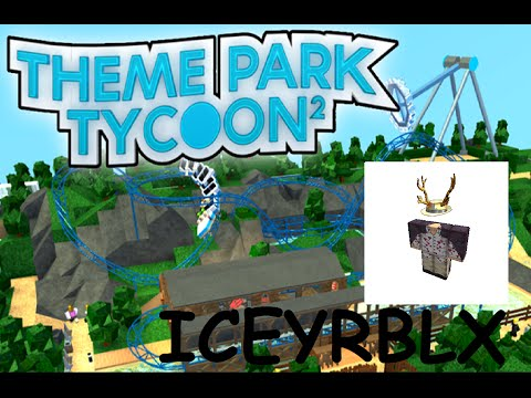 THEME PARK TYCOON 2 ROLLER COASTER MAKING TUTORIAL AND TIPS