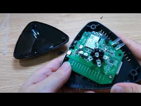 Broadlink RM Pro WIFI IR RF Remote Controller unbox teardown