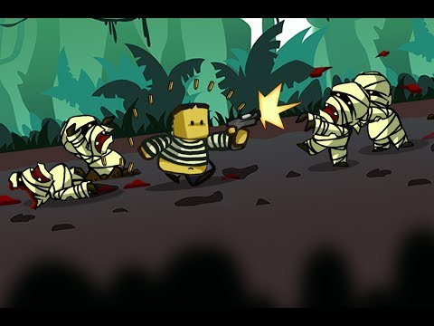 GameSalad Zombieville USA