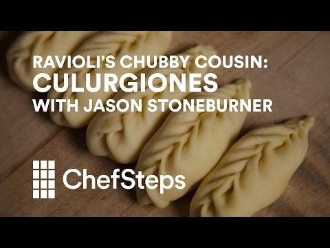 Ravioli's Chubby Cousin: Culurgiones with Jason Stoneburner