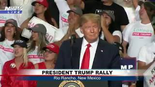 FULL RALLY: President Trump RIPS On Democrats And Haters - New Mexico