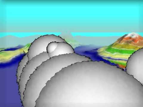 OpenGL dEux tech demo
