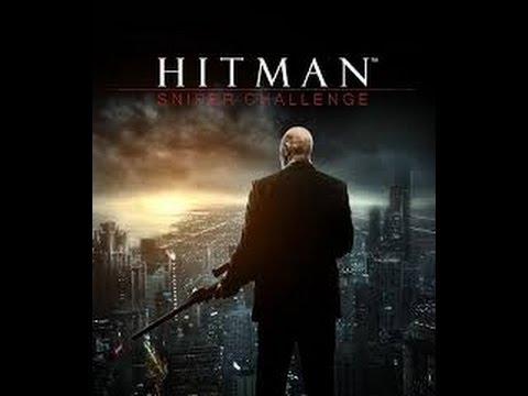 Hitman Sniper Challenge viskas labai greit xD