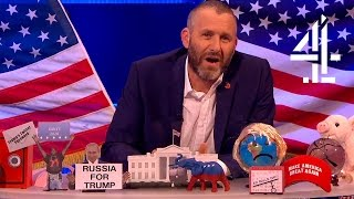 The Last Leg React to Donald Trump Being President of America