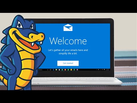 Setup Your HostGator Email with Windows 10 Mail App!