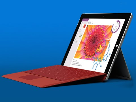 Microsoft Announces Surface 3, a Cheap Tablet With Windows 8.1