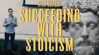 Changing Your Life With Stoic Philosophy | Ryan Holiday Speaks To USC Football