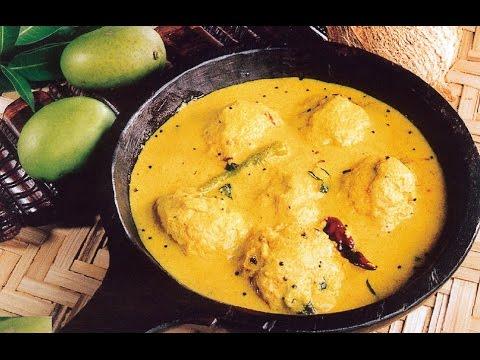 Kerala Nadan  Pazha Manga / Ripe Mango Curry