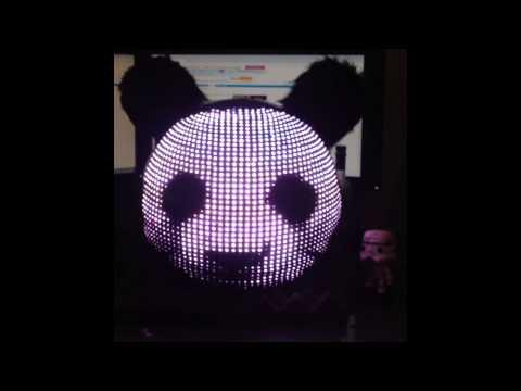 FULL LED DEADMAU5 head