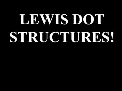 Lewis Dot Structures tutorial: How to Draw Electron Dot Diagrams made easy; Crash Chemistry Academy