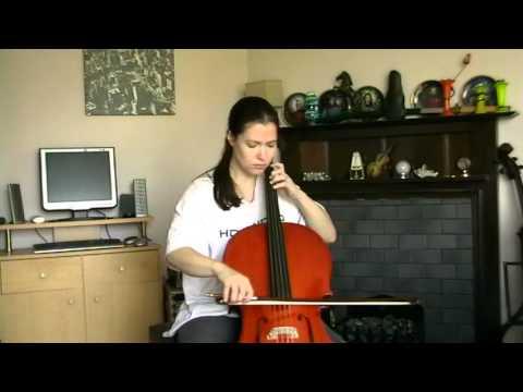 Gear4Music Cello for Sale Clip 2