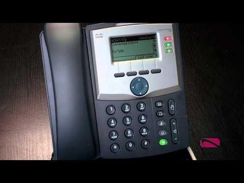 Toggle Day/Night Mode (Cisco IP Phone)