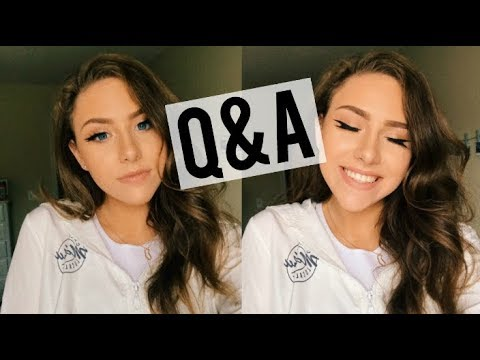 Gaining Self Confidence, Working at AE, Meeting Harry | Q&A