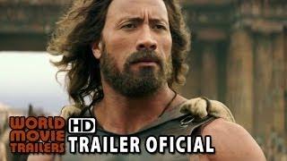 HÉRCULES Trailer Teaser Oficial Dublado (2014) HD