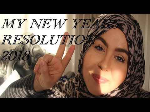New Years Resolution Ideas for 2018 | MARWA CHEBBI