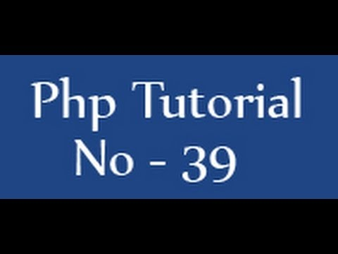 Php tutorials for beginners - 39 - redirect page in php