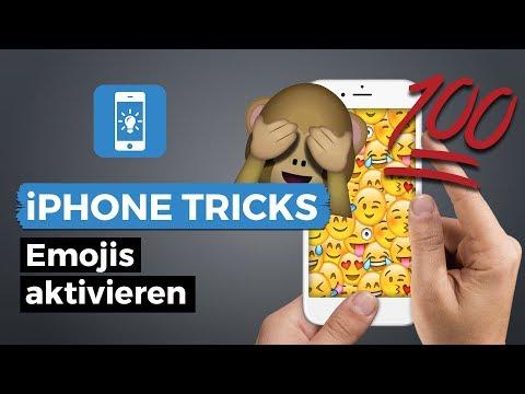 iPhone Smileys aktivieren - So könnt ihr Emojis nutzen!
