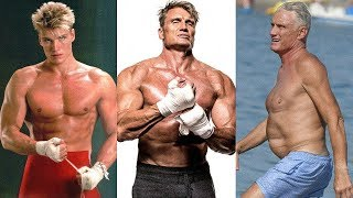 Dolph Lundgren Transformation 2018 | From 1 to 60 Years Old