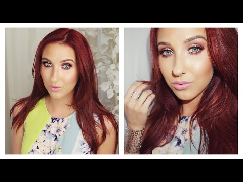 Dewy Luminous Skin - Makeup Tutorial + Tips For Oily & Dry Skin | Jaclyn Hill