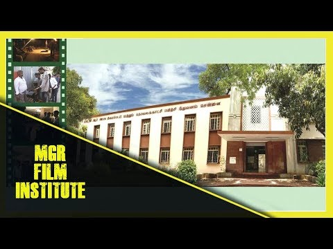 How to Join MGR Film and Television Institute Chennai - தமிழில்
