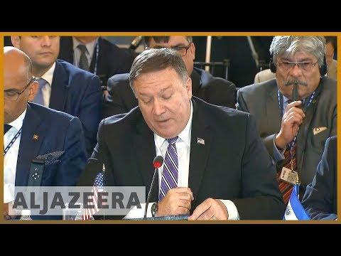 🇺🇸 🇻🇪 US renews call for OAS to eject Venezuela | Al Jazeera English