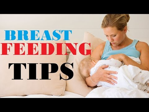 BREASTFEEDING TIPS - How To Produce More Milk - Must Haves!
