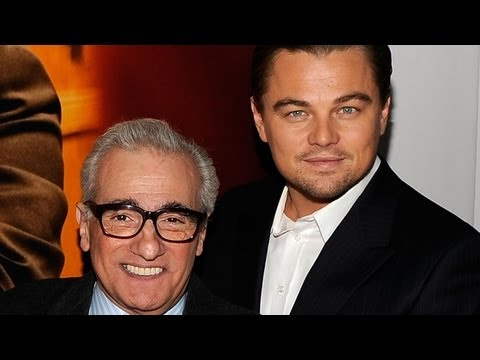 Leonardo DiCaprio & Martin Scorsese Reuniting For 'The Wolf of Wall Street'