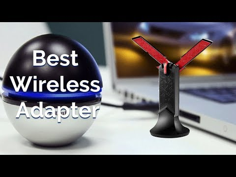 Top 8 Best Wireless Adapters Review 2018 - Best USB WiFi Adapter For Gaming