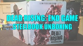Dead Rising: End Game Steelbook Unboxing