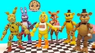 Complete Set Of Five Night