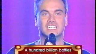 Nek-Message in a bottle (The Police Cover) : french tv 1998