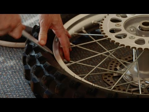 MXstore Guide | How To Change A Dirt Bike Tyre